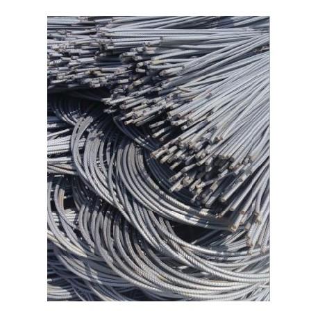 """Varilla San Luis No.3 (3/8"""") 9.525 mm - - - Ton."""