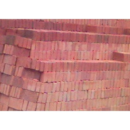 Tabique de barro rojo 6x12x24 - Precio ladrillo macizo ...