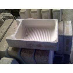 Lavadero granito economico sin Pileta - - - Pieza