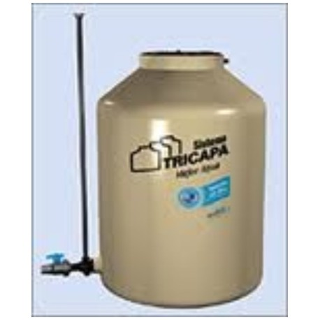 Tinaco Tricapa 1,100 Lts - - -