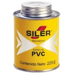 Pegamento Cemento SILER PVC - - - 225 GRS