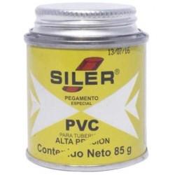 Pegamento Cemento SILER PVC - - - 85 GR