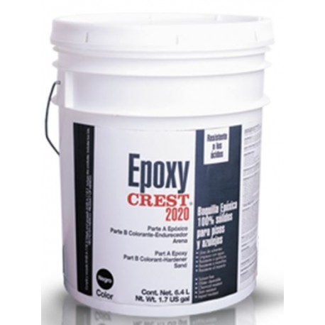 CREST Epoxy Crest 2020 - - - Cubeta 6.4 lts.