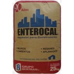 Cal Calhidra Enterocal - - - saco de 25kg.