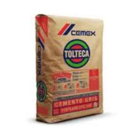 Cemento GRIS Tolteca - - - Ton (Sacos de 50Kg)