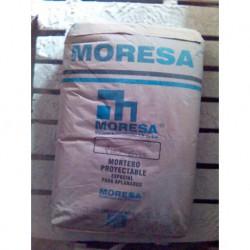Mortero Proyectable Fino Blanco - - - Saco de 40 Kg