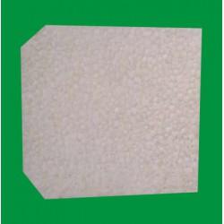Caseton de Poliestireno / Unicel densidad 10 - - - PZA 15 X 20 X 20