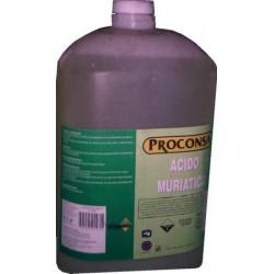 Acido Muriatico - - - Litro