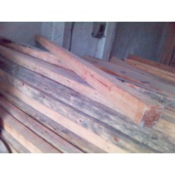 Polin de Madera de Pino - - - pieza