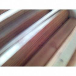 Tabla de Madera de Pino 3/4 X 20 3ra. - - - pieza