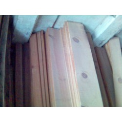 Tabla de Madera de Pino 3/4 X 25 3a. - - - pieza