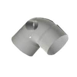 Codo PVC 87 X 100 3 Sal Idt 40-50 - - - Pieza