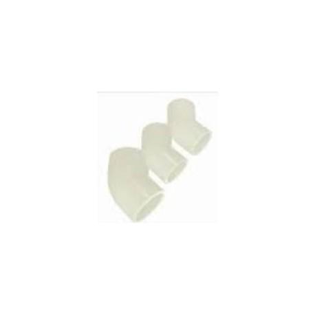 Codo PVC Economico 45° X 75mm - - - Pieza