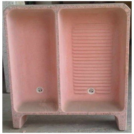 Lavadero granito cobijero con pileta pieza precios for Lavadero medidas