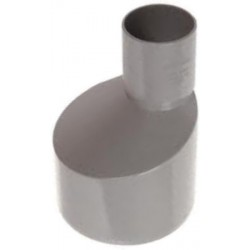 "Reduccion PVC 2"" a 1 1/2"" (50 a 34.9 mm) - - - Pieza"