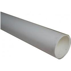 "Tubo PVC Economico. 3"" (75mm) 6ML - - - Pieza"