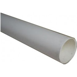 "Tubo PVC Economico. 6"" (150mm) 6ML - - - Pieza"