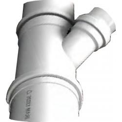 Yee PVC 100 X 50 mm - - - Pieza