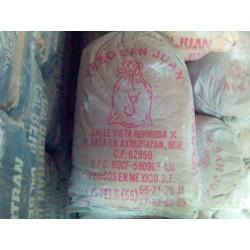 Yeso Amarrado San Juan - - - Saco de 36 kg.