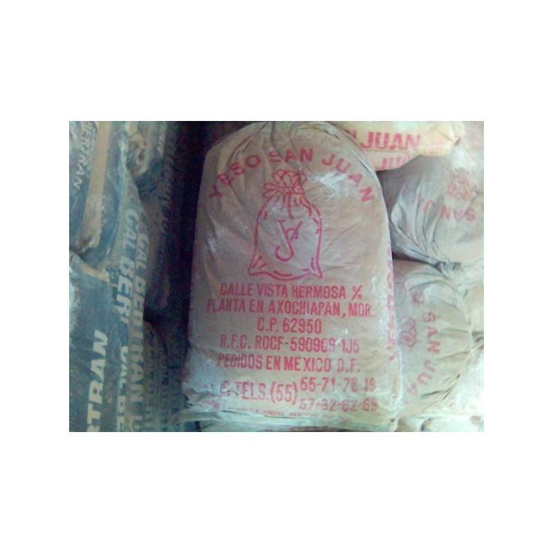 Yeso amarrado san juan saco de 36 kg precios de - Precio saco yeso ...
