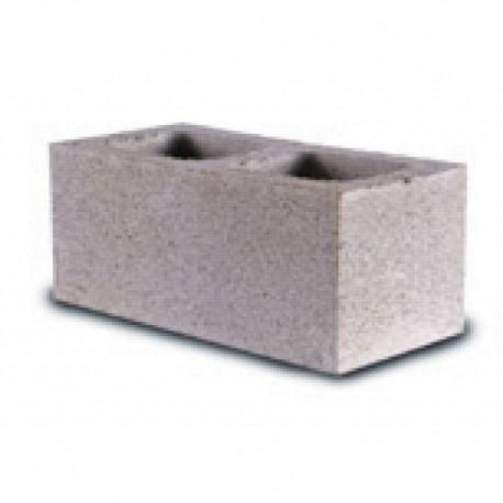 Block Hueco de concreto 12 X 20 X 40 - - - Pza.