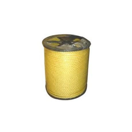 Cuerda Laso Mecate de Plastico 4mm - - - Pieza