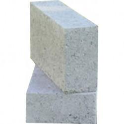 Block Macizo LIGERO de concreto 11.5 X 19 X 38- - - - Pza.