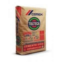 Cemento GRIS Tolteca - - - Ton (saco de 25Kg)