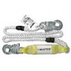 Cable de seguridad para caídas o línea de vida - - - - Pieza