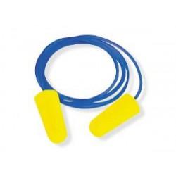 Tapones auditivos con cordón- - - - Pieza
