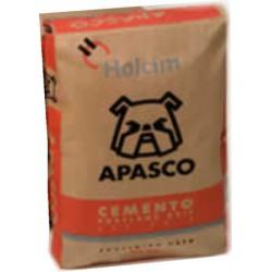 Cemento Gris Holcim Apasco - - - Ton