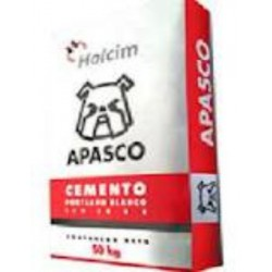 Cemento Blanco Holcim Apasco - - - Saco