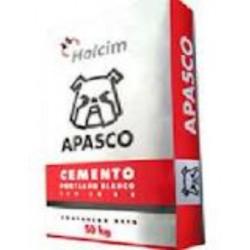 Cemento Blanco Holcim Apasco - - - Ton