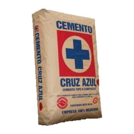 Cemento Gris Cruz Azul - - - Saco