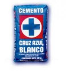 Cemento Blanco Cruz Azul - - - Ton