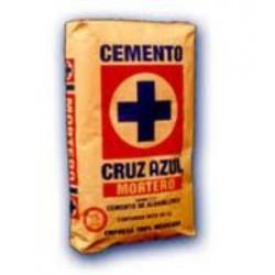 Mortero Cruz Azul - - - Saco