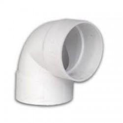Codo PVC 150mm X90° Reforzado - - - Pza