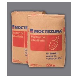 Mortero Moctezuma - - - Ton